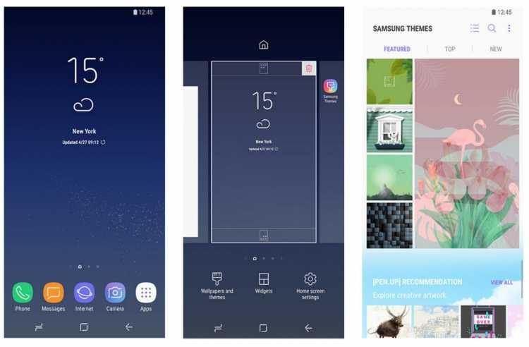 Tak Ada Lagi Theme Gratis untuk Pengguna Ponsel Samsung