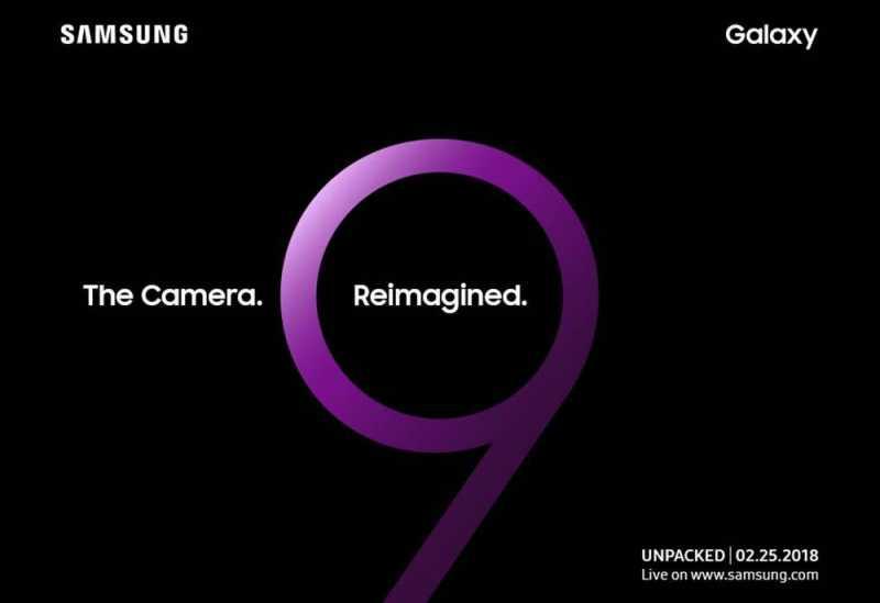 Bawa Teknologi iPhone, Samsung Galaxy S9 Meluncur 25 Februari
