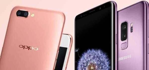 'Perang' Ponsel Terlaris di Indonesia, Samsung vs. Oppo