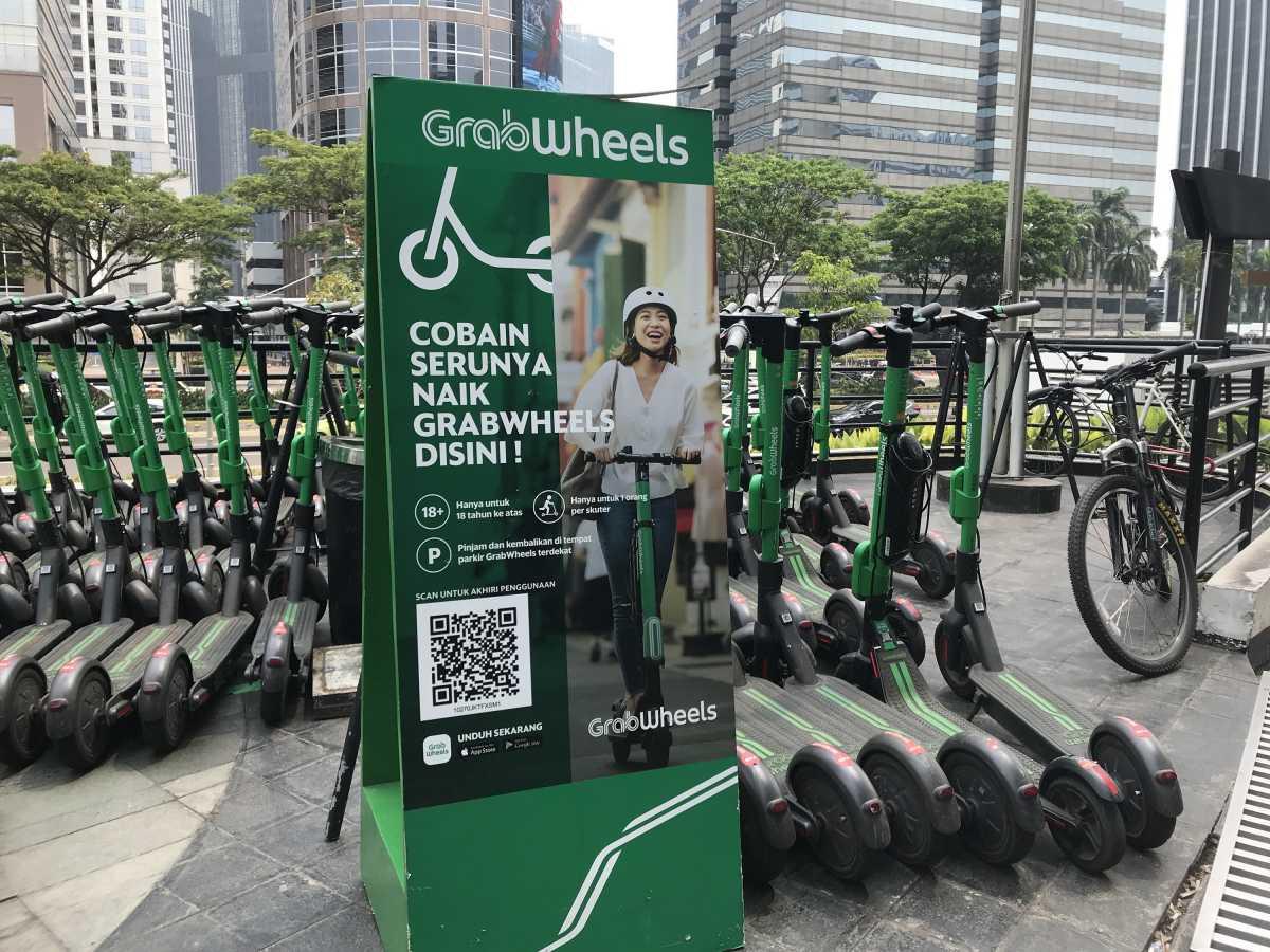 Meski Kontroversi, GrabWheels di DKI Jakarta Tetap Didukung Banyak Orang