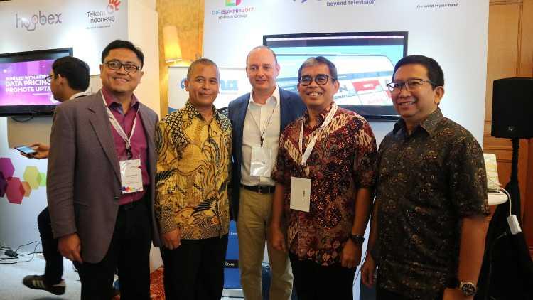 Pemerintah Dukung Pengenalan 6 Produk Digital Telkom