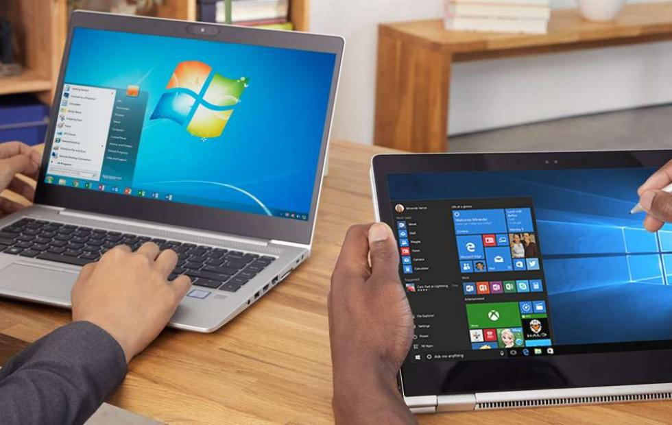 Dibalik Keputusan Microsoft Suntik Mati Windows 7