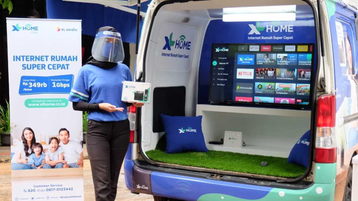 Fiber Optik XL Home Masuk Jawa Timur, Berikutnya Medan