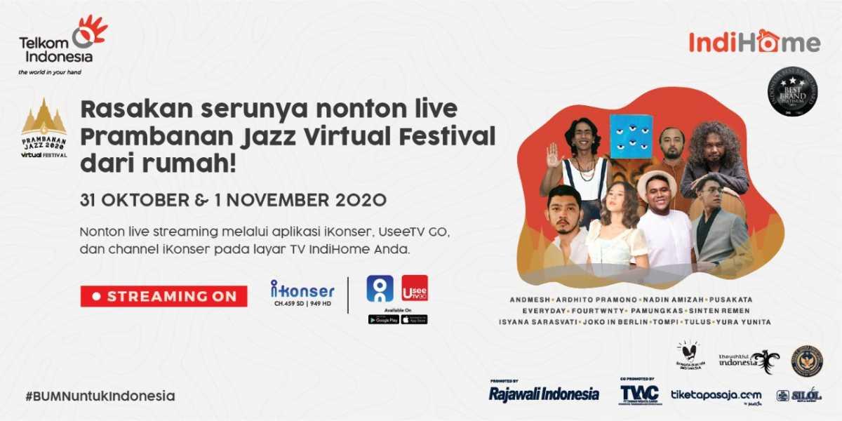 IndiHome Dukung Digitalisasi Industri Musik Indonesia di Era Pandemi