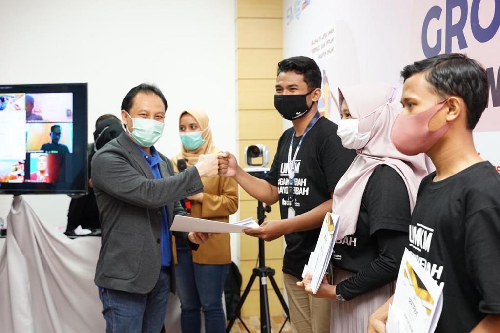 Cara Telkom Bantu Kembangkan Potensi Wirausaha Millenial Indonesia