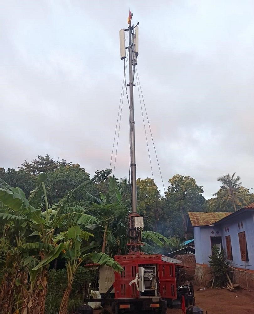 4G LTE di Flores Timur-2