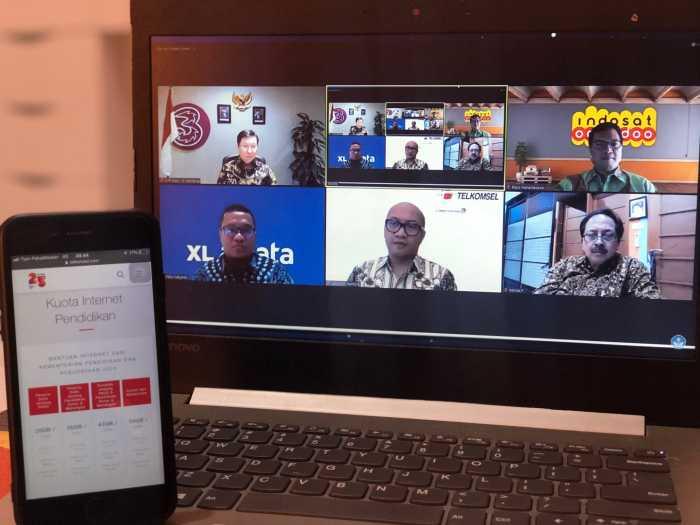 Telkomsel Dukung Bantuan Kuota Data Internet, Belajar Jarak Jauh Lebih Nyaman