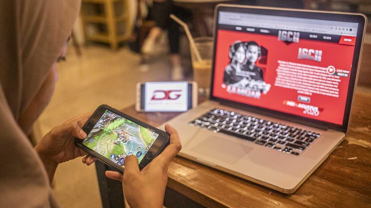 31 Ribu Gamers Ramaikan Indonesia Games Championship