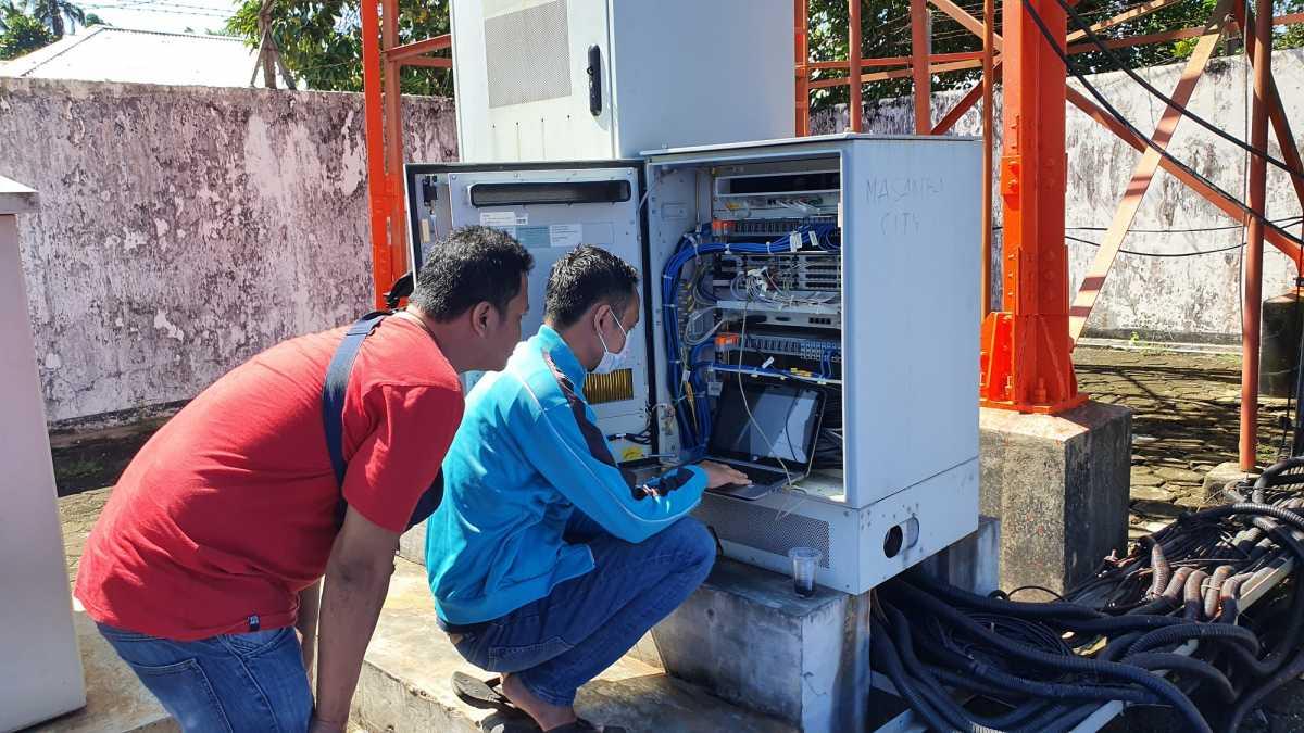 Jaringan Telkomsel di Masamba Pulih Kembali Usai Banjir Bandang