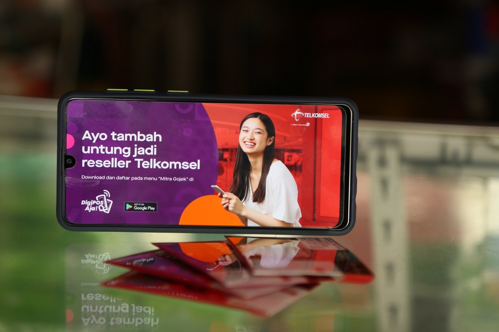 Sinergi Telkomsel dan Gojek_1