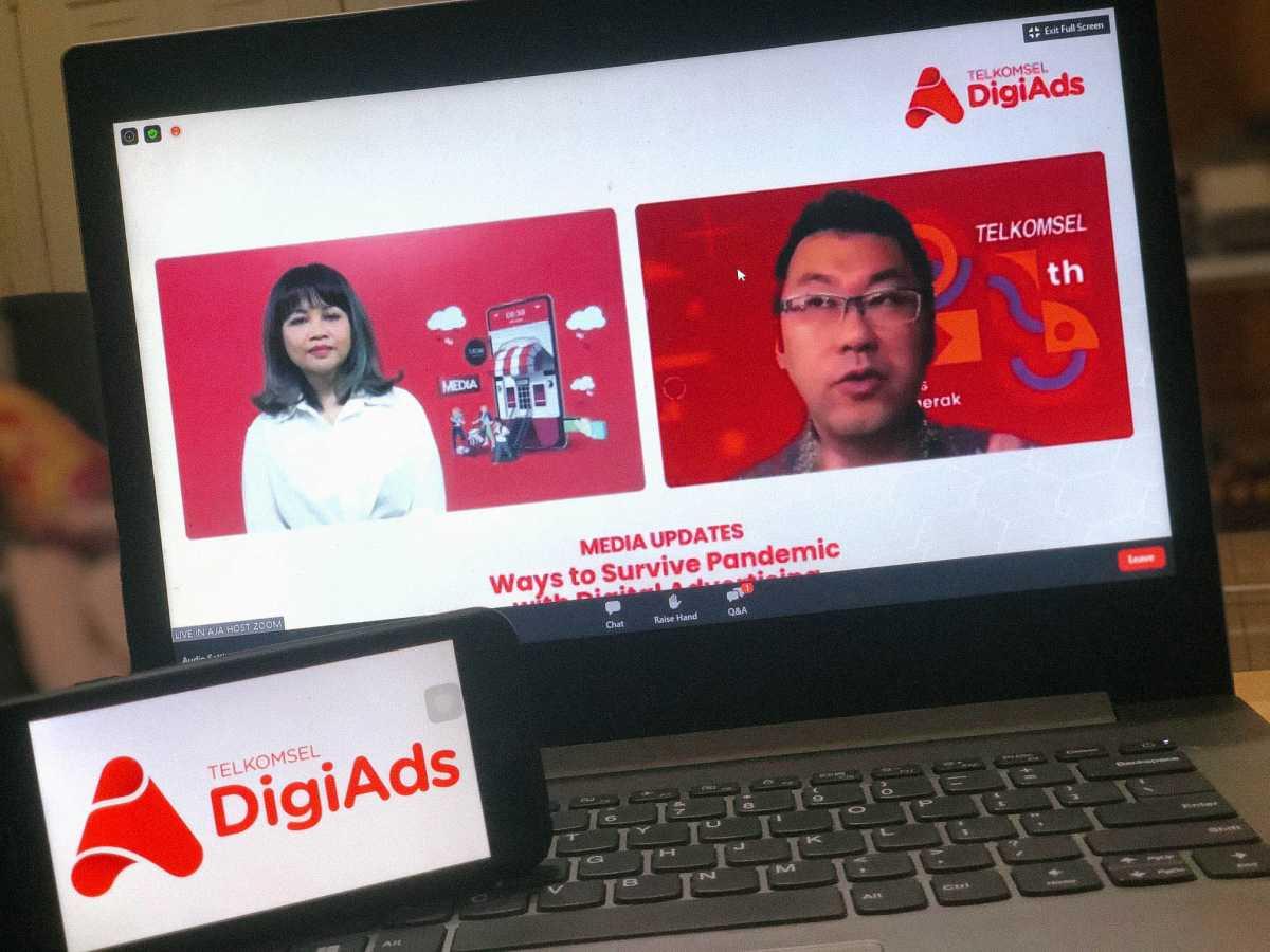 Telkomsel DigiAds Terus Berinovasi, Perkuat Sektor Periklanan Digital Indonesia