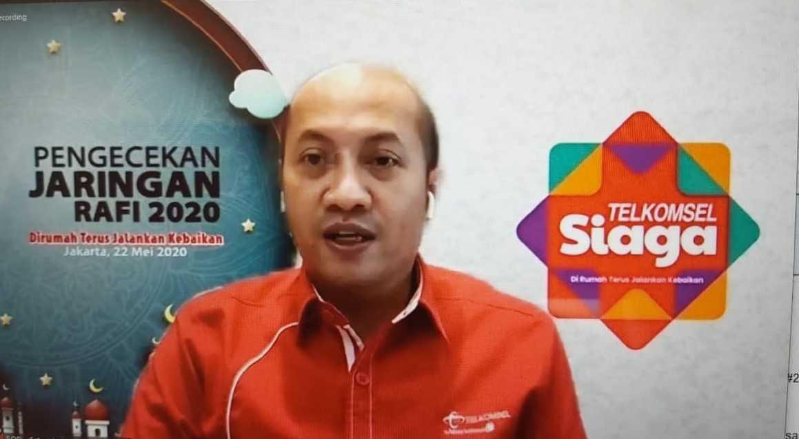 Telkomsel Pastikan Silaturahmi Digital Idul Fitri 1441 H Lancar Jaya