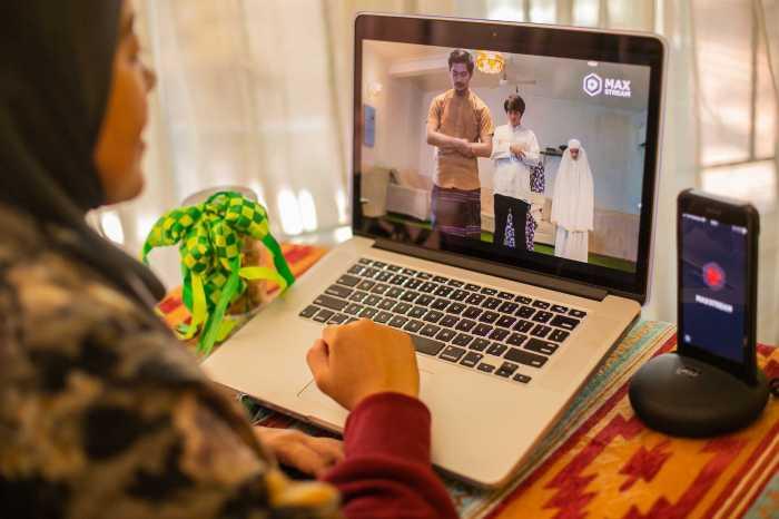 Trafik Layanan Data Telkomsel Tumbuh 49 Persen saat Ramadan dan Idulfitri 2021