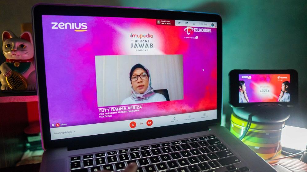 VP Prepaid Consumer Telkomsel