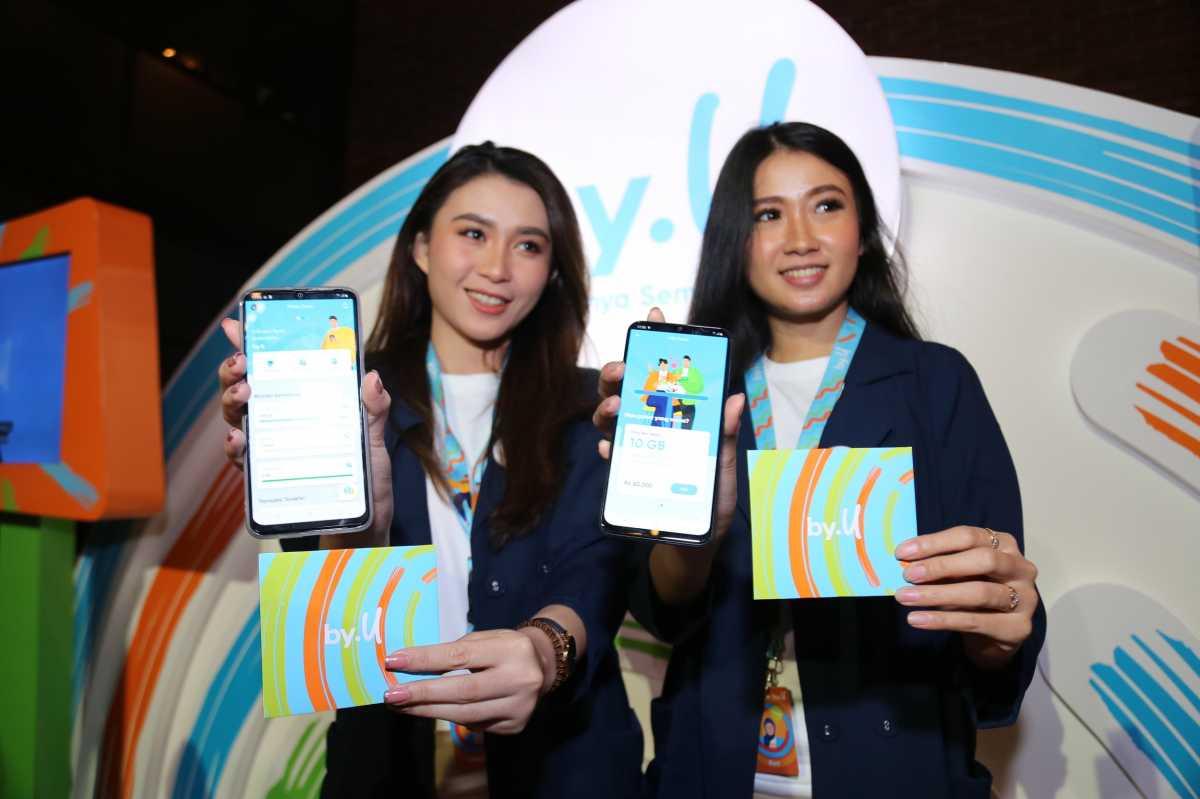 Membandingkan Harga by.U Telkomsel, Live.On XL, Switch Smartfren dan MPWR Indosat