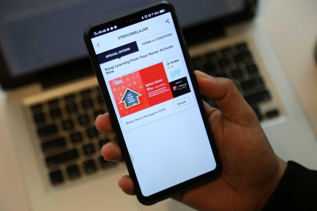 Sejauh Mana Upaya Operator di Program Kuota Internet Gratis Pemerintah?
