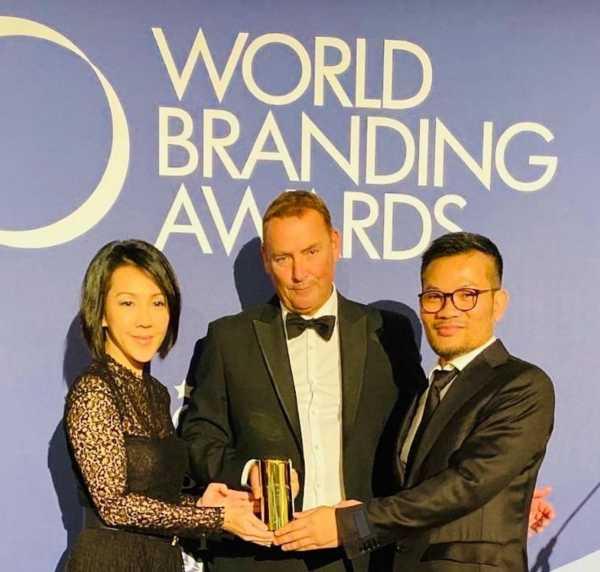 Telkomsel Raih Penghargaan Internasional Brand of The Year