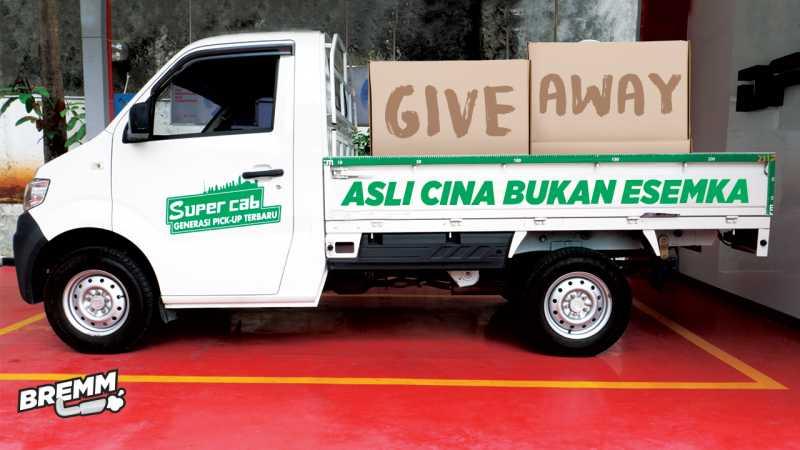 VIDEO: Test Drive DFSK Super Cab, Pikap Cina Buatan Indonesia