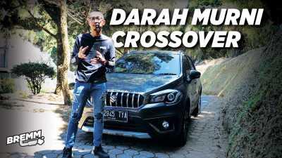 Test Drive Review Suzuki S-Cross, Mobil Enak Tapi Kurang Laku