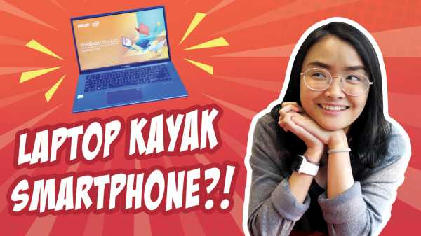 Video: Jadi Laptop Milenial, Ini Lima Keunggulan Asus Vivobook Ultra A412