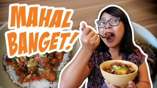 Video: Makan di Mangkokku Restoran Anak Presiden