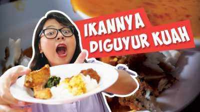 Video: 3 Rekomendasi Kuliner Dekat MRT Benhil