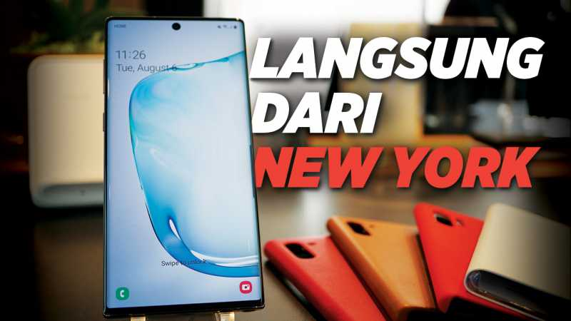 Video: #HanionTech Hands-on Galaxy Note 10