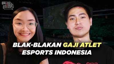 VIDEO: Blak-blakan Ngobrolin Tren Gaming dan Gaji Atlet eSports di Indonesia
