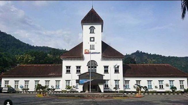 Tambang Batubara Ombilin Sawahlunto Jadi Warisan Dunia UNESCO