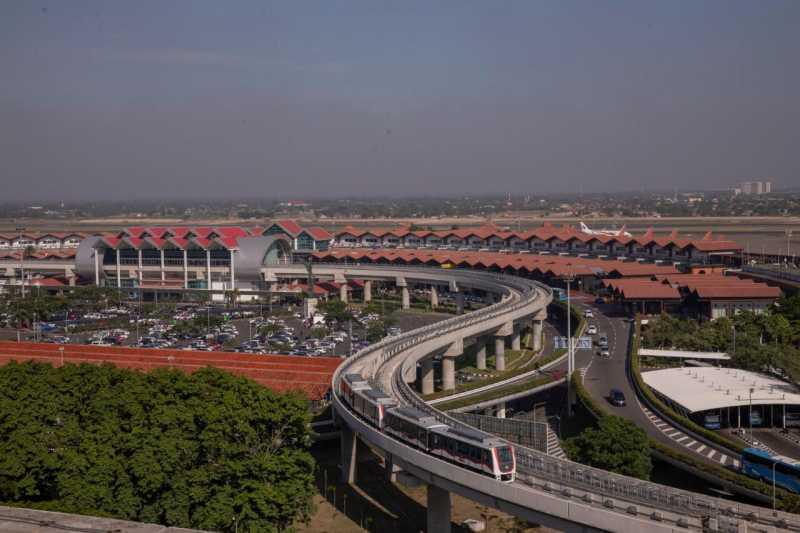 Kini Terminal 2F Soekarno-Hatta Hanya untuk Maskapai Murah Rute Internasional