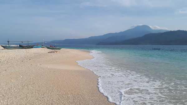 Di Lampung Ada Pulau Pisang, Tempat untuk Melihat Lumba-lumba