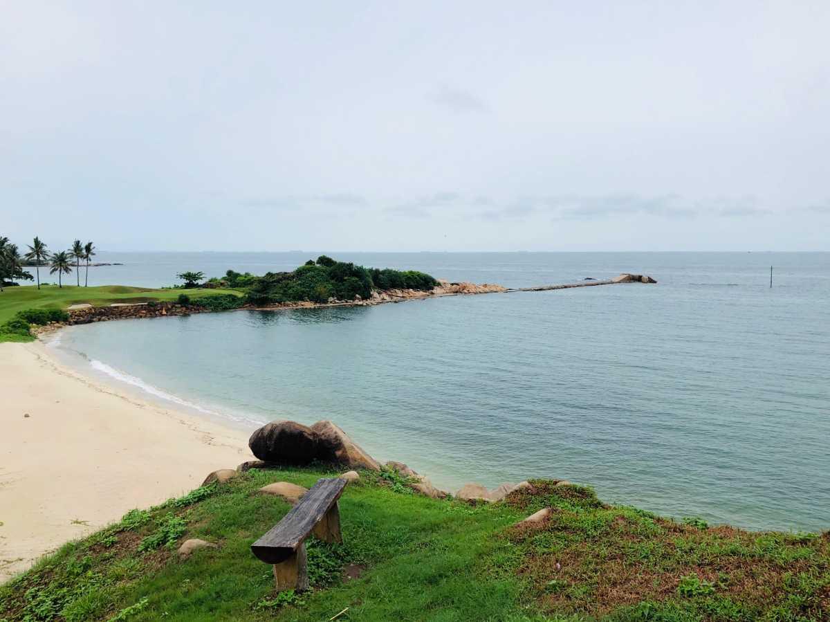 Bintan Lagoon Resort, 'Taman Bermain' Turis Asing
