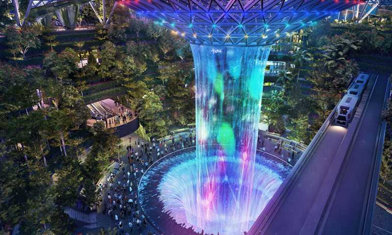 Changi jadi Bandara Terbaik di Dunia (Lagi), Soekarno-Hatta?