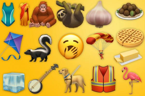 Deretan Emoji Baru yang Akan Hadir di iPhone, Ada yang Kamu Suka?