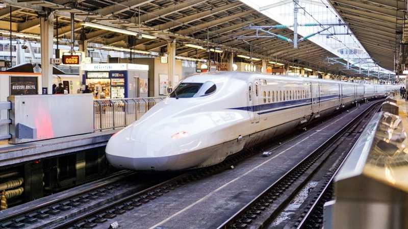 Kini Traveloka Sedia Pemesanan Tiket Kereta Jepang