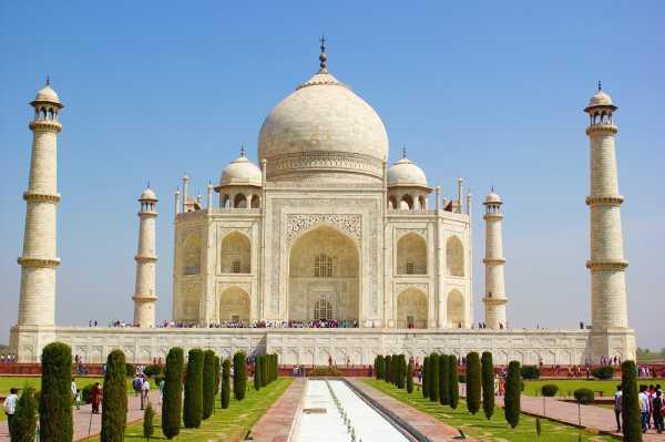 Catat, Kini Masuk ke Taj Mahal Bayar Lebih Mahal