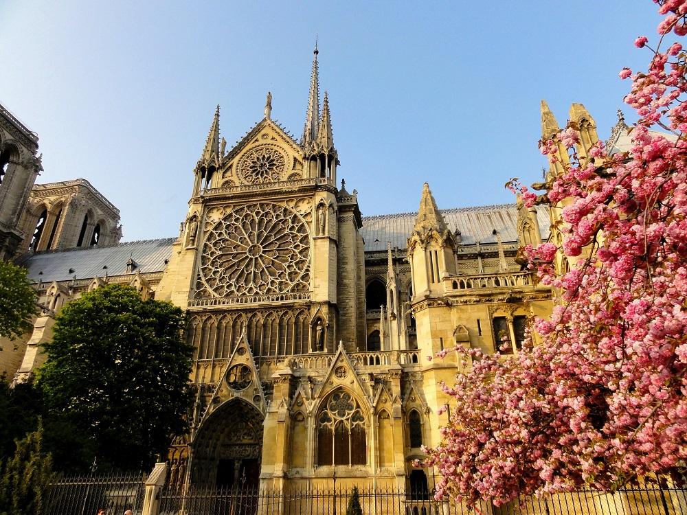 13 Juta Orang Kunjungi Katedral Notre Dame