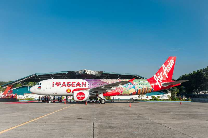 AirAsia Rilis 'AirAsia Loves Asean'