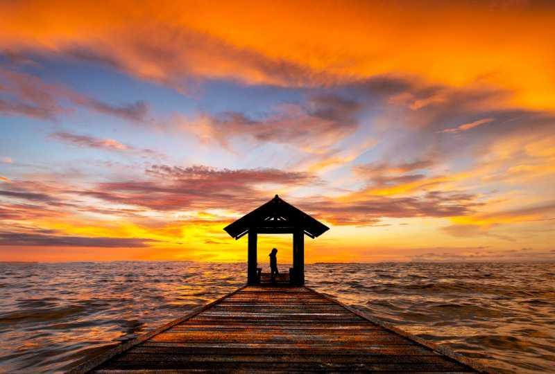 Bikin Bangga, Indonesia Peringkat ke-6 Negara Terindah di Dunia