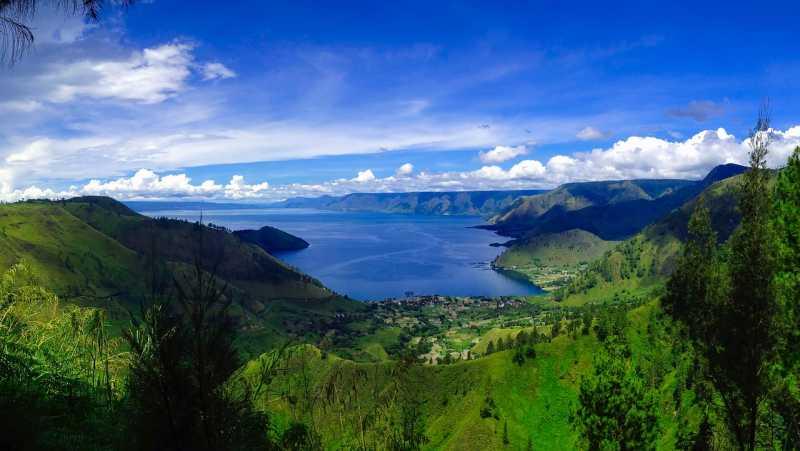 Danau Toba Bakal Masuk Daftar Unesco Global Geopark?
