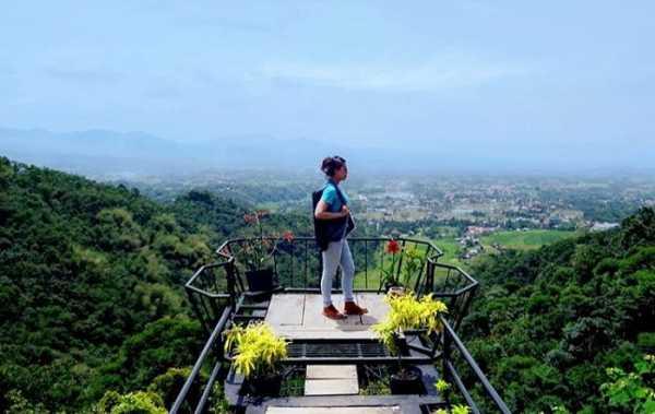 Indahnya Bukit Panorama yang Nge-Hits di Bogor