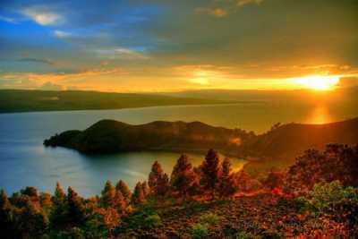Sunset Terindah Nusantara