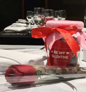 Week of Love di Four Points by Sheraton Jakarta