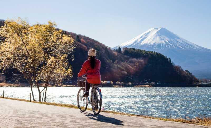 Kapan Waktu Terbaik Melihat Gunung Fuji di Jepang?