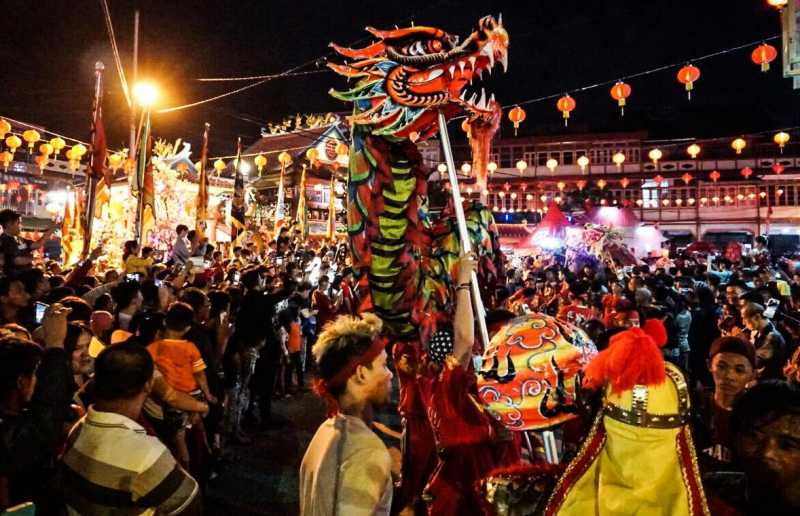 Mau Lihat Festival Cap Go Meh di Singkawang? Simak Daftar Acaranya
