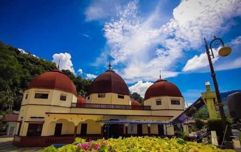 8 Foto Ombilin Sawahlunto yang Jadi Warisan Dunia UNESCO