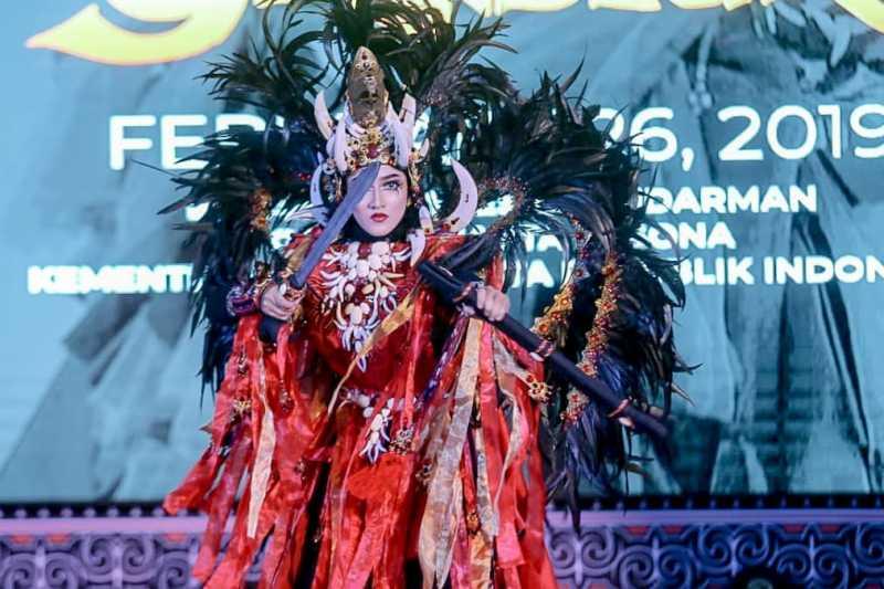 Jember Fashion Carnaval 2019 Bertema 'Tribal Grandeur', Apa Artinya?