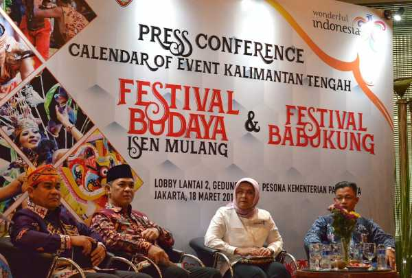 Festival Budaya Isen Mulang dan Keunikan Budaya Dayak
