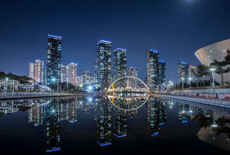 Destinasi Wisata yang <i>Gak</i> Biasa di Incheon Korea Selatan