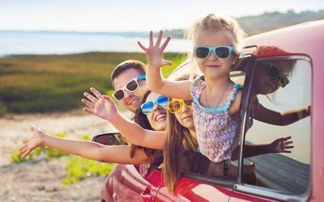 Cara Seru Liburan Perdana Bersama Anak
